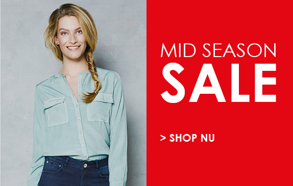 Shop nu: Mid Season Sale