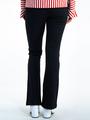 garcia flared broek i90112 zwart