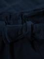 garcia paperbag short o00141 donkerblauw