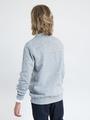 garcia trui met opdruk l93660 grijs