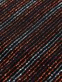 garcia glitter t-shirt k90001 zwart