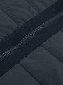 garcia gebreid vest l91051 blauw