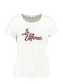 Tripper T-shirt Korte Mouw Basic TR900210 Wit