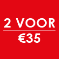 Summer deal: 2 voor 35