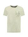 Garcia T-shirt Korte Mouwen D91205 Groen