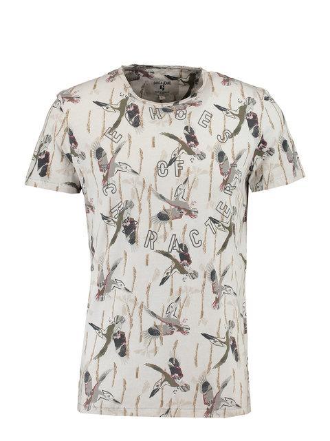 T-shirt Garcia O81004 men