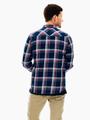 garcia overhemd denim blauw t01229