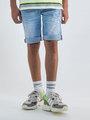 garcia jog denim short o03527 blauw