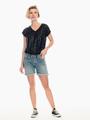 garcia t-shirt zwart p00207