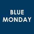 Blue Monday - 10% korting