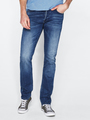ltb hollywood d low rise straight 50713 blauw