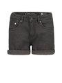 garcia short PG900301 zwart