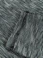 garcia gestreepte long sleeve j91212 zwart
