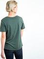 garcia t-shirt met opdruk i90003 groen
