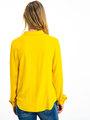 garcia blouse i90037 geel