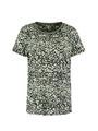 garcia t-shirt zwart p00216