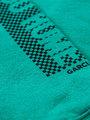 garcia hoodie met opdruk h93660 groen