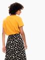 garcia t-shirt geel t00201