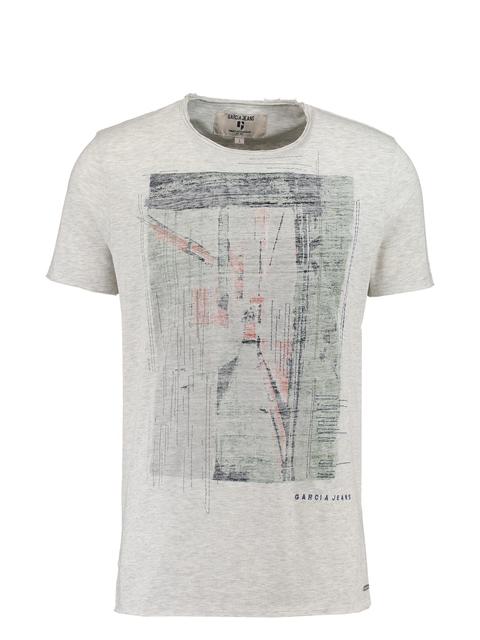 T-shirt Garcia M81004 men