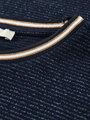garcia glitter trui j92604 blauw