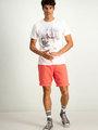 garcia t-shirt korte mouwen e91003 wit