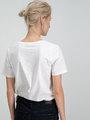garcia t-shirt met opdruk i90003 wit