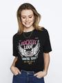 yezz t-shirt zwart py000201
