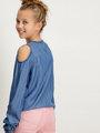 blouse Garcia A92435 girls
