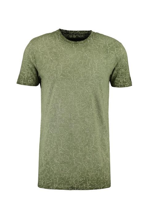T-shirt Garcia P81210 men