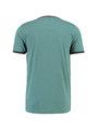 chief t-shirt met opdruk PC910608 donkergroen