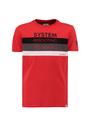 garcia t-shirt rood s03401