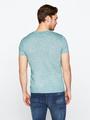 chief t-shirt gemêleerd pc010308 groen