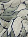 garcia sweatshort met allover print o03521 wit