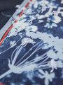 garcia t-shirt met opdruk h90206 blauw