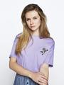 yezz t-shirt lila py000202