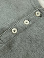 garcia long sleeve met knoopsluiting  l91013 grijs