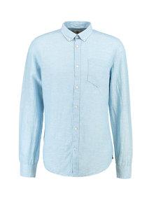52d47eb824c82b garcia overhemd PG910204 lichtblauw