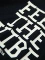 garcia t-shirt met opdruk m02401 zwart