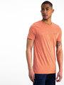 garcia t-shirt gs910701-2729 oranje
