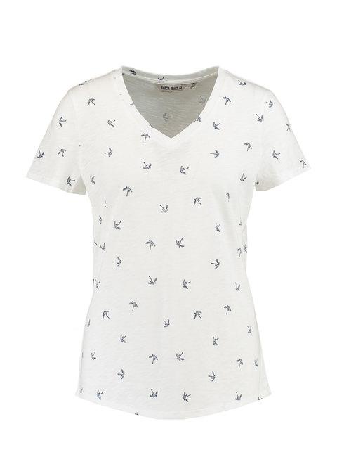 T-shirt Garcia O80004 women