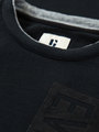 garcia long sleeve met opdruk h93604 zwart