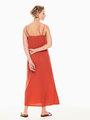 garcia jurk oranje q00080