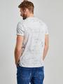Garcia T-shirt Korte Mouwen D91209 Wit