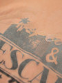 garcia t-shirt met opdruk n02605 oranje