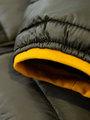 garcia puffer jas gj930801 groen