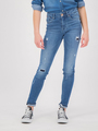 garcia rianna 570 superslim medium used destroyed blauw
