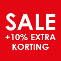PRE SALE 10% extra korting