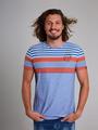 T-shirt Garcia A91007 men