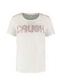 garcia t-shirt met strasssteentjes n00207 wit
