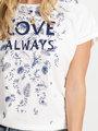 T-shirt Garcia X80004 women